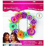 EK-Success-American-Girl-Crafts-Wreath-Kit-Cecile-and-Marie-Grace-Paper-Flower