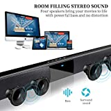 Sound Bar for TV Flytop Wired and Wirless