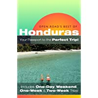 Open Road's Best of Honduras, 1st Edition