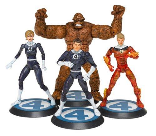 Marvel Legends//Fantastic 4 Gift Set