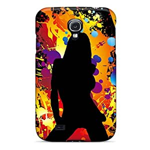 Tpu Case For Galaxy S4 With Dance