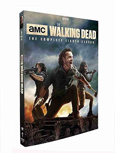 The Walking Dead Season 8 (DVD, 2018, 5-Disc Set)