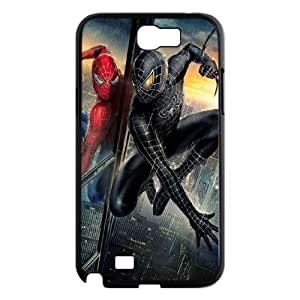 Spider-Man HILDA076699 Phone Back Case Customized Art Print Design Hard Shell Protection Samsung Galaxy Note 2 N7100