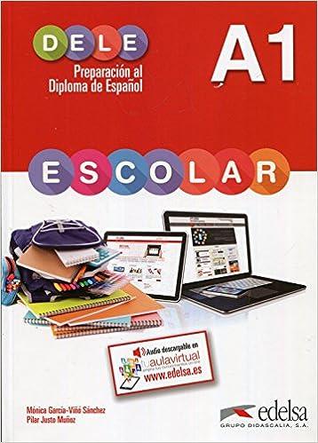 Preparacion al DELE Escolar Libro del alumno A1
