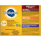 PEDIGREE CHOICE CUTS in Gravy Adult Soft Wet Meaty