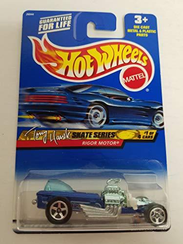 Rigor Motor Tony Hawk Skate Series 1 of 4 Birdhouse Skateboards Hot Wheels 2000 1/64 scale diecast car No. 041