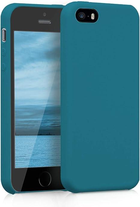 COVER IPHONE 5 5S SIMILE ORIGINALE APPLE COLORE GIALLO  Cover