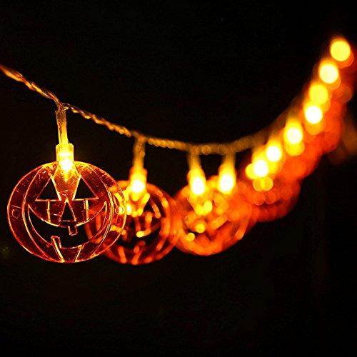 Pumpkin Garden Lights - 3