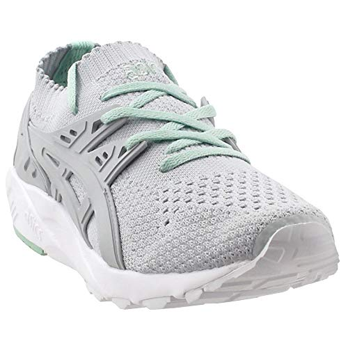ASICS Womens Gel-Kayano Trainer Knit Casual Shoes, Grey, 8.5 (Kayano Trainer)