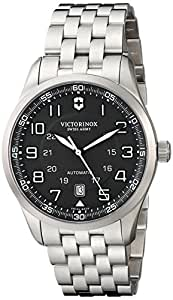 Victorinox Men's 241508 AirBoss Stainless Steel Automatic Watch