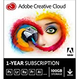 Adobe Creative Cloud | 1 Year Subscription (Download)