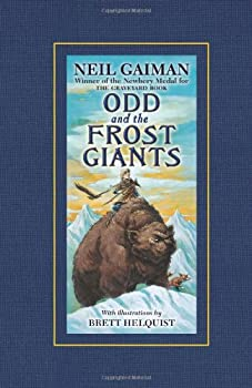 Odd and the Frost Giants 0747595380 Book Cover