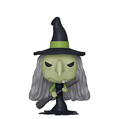 Funko Pop! Disney: Nightmare Before Christmas - Witch: Toys & Games