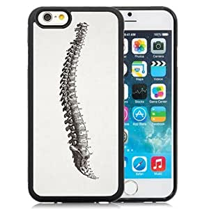 Personality customization Custom Spine Bone Figures iPhone 6 4.7 inch cell phone case At LINtt Cases