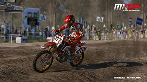 MXGP 14: The Official Motocross Videogame by Bandai (Image #12)