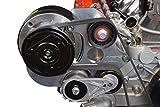 LS Truck R4 A/C Air Conditioner Compressor Bracket Kit SUV LSX AC (LS3 Camaro) 551585X-3