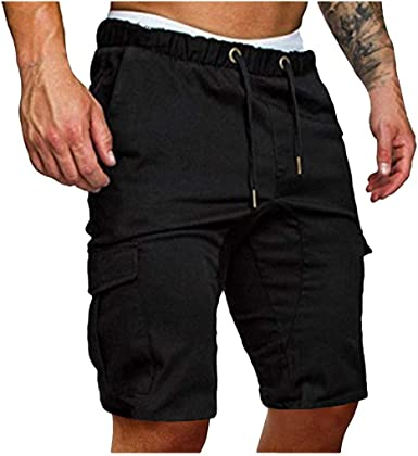 Pantalón De Deporte para Hombre Boxers Compresión Gimnasia ...