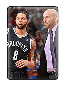 Randall A. Stewart's Shop brooklyn nets nba basketball (40) NBA Sports & Colleges colorful iPad Air cases 4899648K687834493