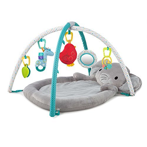 Comfort & Harmony Enchanted Elephants Play Mat