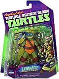 Teenage Mutant Ninja Turtles Playmates Toys Figura de Leonardo [importado]