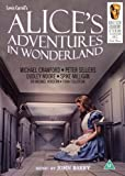 Alice's Adventures In Wonderland (Boxset with Book) [DVD] [1972]