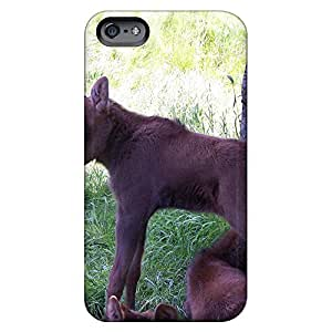 iphone 6plus 6p Tpye phone carrying skins Protective case baby moose