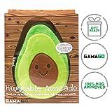 GAMAGO Avocado Heating Pad Huggable, Microwavable