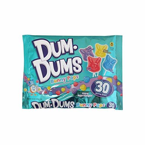 Dum Dums Easter Bunnies Pops 10.5 oz. Bag