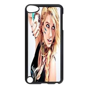 Printed Phone Case Ke$ha For Ipod Touch 5 NC1Q03411