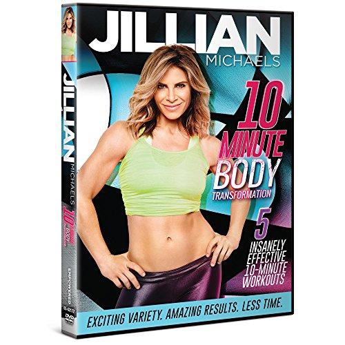 Jillian Michaels 10-Minute Body Transformation