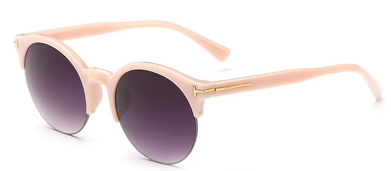 Classical Round Shape Fashion Cat Sunglasses