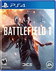 Experience the dawn of all-out war in Battlefield 1. Fight your way through epic battles ranging from tight urban combat in a besieged French city to the heavily defended mountain forts in the Italian Alps or frantic combats in the deserts of...