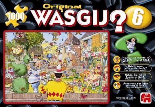 Jumbo Spiele wasgij 6 – Sagrada Cortasetos, 1000 Piezas: Amazon.es: Juguetes y juegos