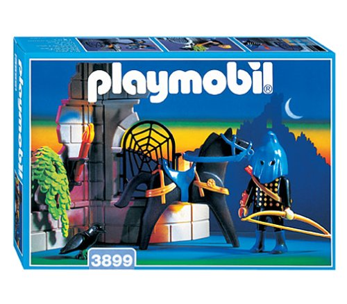 Price comparison product image Masked man with Playmobil 3899 Royal Palace horse (japan import)