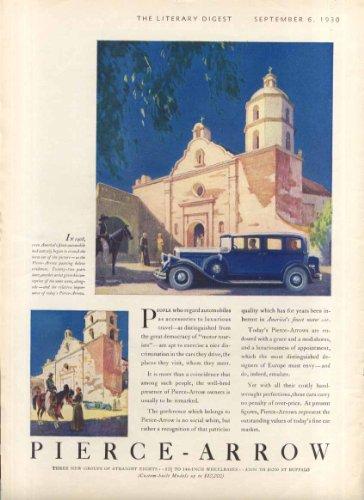 People who regard Pierce-Arrow ad 1930