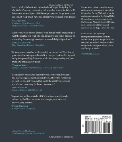Above The Fold Brian Miller Pdf