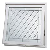 Awning Vinyl Window