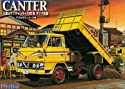 フジミ模型 1/32 トラックシリーズ TR3 三菱ふそうキャンター T200系 S51 ダンプ仕様の商品画像