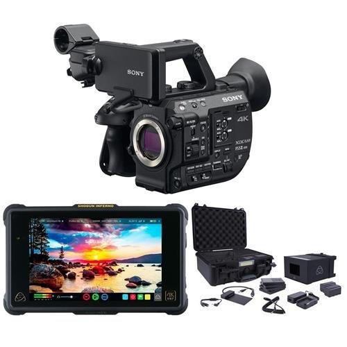 (Sony FS5 II ProRes RAW Atomos Kit)