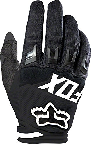 Fox Racing Dirtpaw Race Glove Black, L - (Dirtpaw Bike Glove)