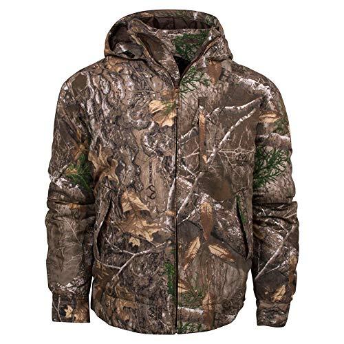 Kings Camo Classic Cotton Insulated Jacket Realtree Edge
