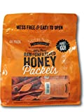 100% Pure Raw and Unfiltered Honey Packets (44 pack x .33oz)