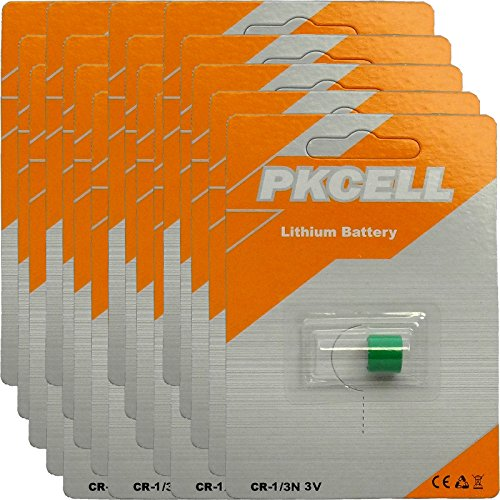 BlueDot Trading CR1/3N Lithium Cell 20 Batteries