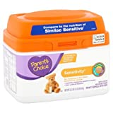Parent's Choice Sensitivity Powder Infant Formula with Iron, 22.5oz (3 Packs)