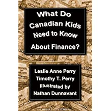 What Do Canadian Kids Need to Know About Finance?