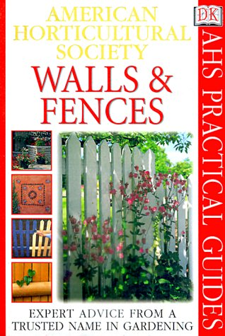 Cheap  American Horticultural Society Practical Guides: Walls & Fences