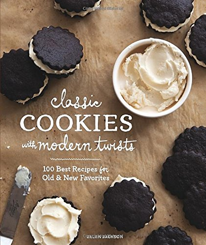 Walnut Sugar Cookies (Classic Cookies with Modern Twists: 100 Best Recipes for Old and New Favorites )
