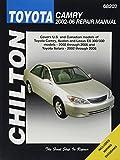 Chilton Total Car Care Toyota Camry, Avalon & Lexus ES 300/330 2002-2006 & Toyota Solara 2002-2008 Repair Manual (Chilton's Total Car Care Repair Manual) by Chilton (2008-01-01)