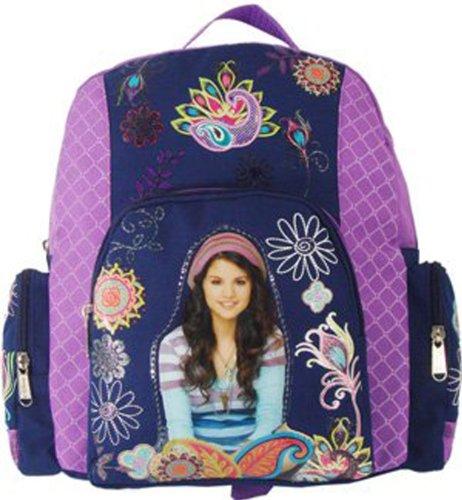 "Disney Wizards of Waverly Place 12"" Daypack - Selina Gomez Backpack"