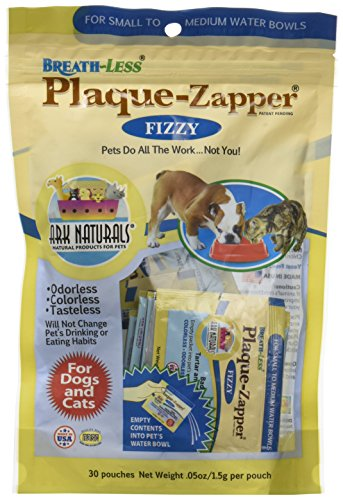 als AT40010 Breathless Plaque Zapper Pouch - Small & Medium - 30 Count (Breathless Plaque)